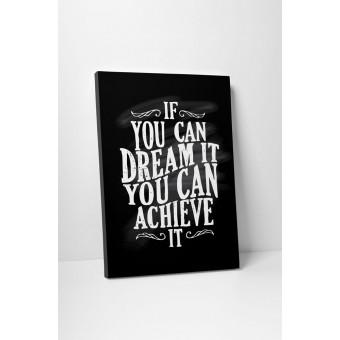 Dream it - 60x80 cm - AKCIÓ!