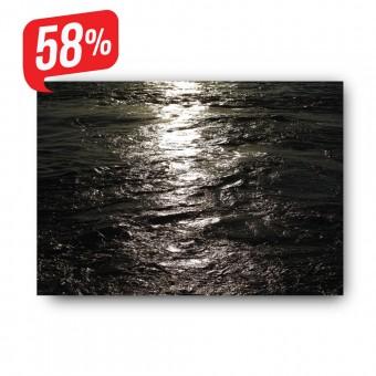 Éjszaka a tengeren - Vászonkép - 60x90 cm