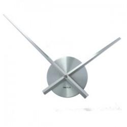 Walplus falióra - Silver - FlexiClock