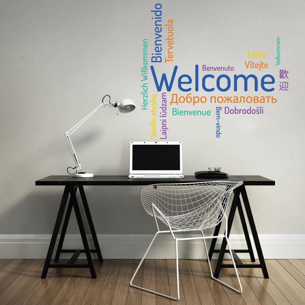 Welcome szófelhő