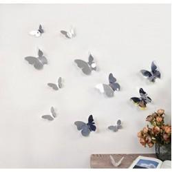 3D Tükör pillangó csomag