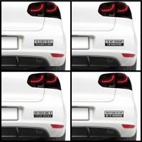Autós matrica - Vicces offenzív szövegek (csomag)