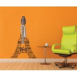 Fogas falmatrica - Eiffel torony
