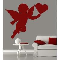 A szerelem szimbóluma – Kupidó
