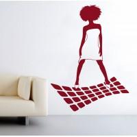 Táncoló hölgy