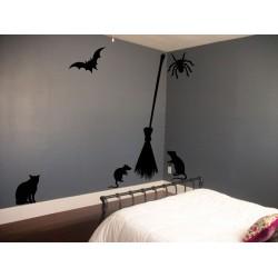 Halloween szimbólumok