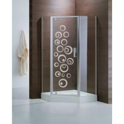 Üvegfólia - Buborékok