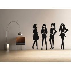 Divatos lányok