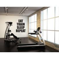 Eat... Train... Sleep