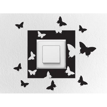 Konnektor matrica csomag - Pillangók