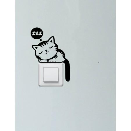 Konnektor matrica csomag - Alvó cicák