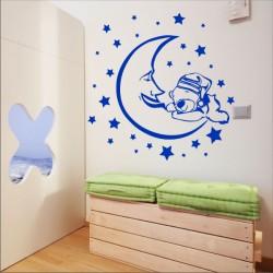 Szép álmokat! Maci és a Hold