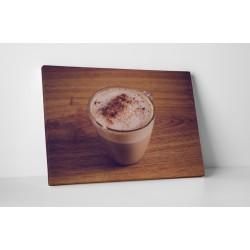 Fahéjas cappuccino