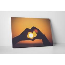 Szerelmes naplemente