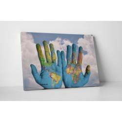 A világ a kezünkben van