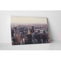 Felhőkarcolók New Yorkban