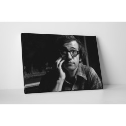 Woody Allen fiatalon