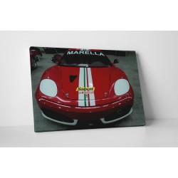 Fehér szemű Ferrari