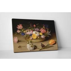 Ambrosius Bosschaert - Virág csendélet
