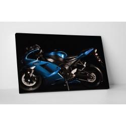 Kék Kawasaki Ninja