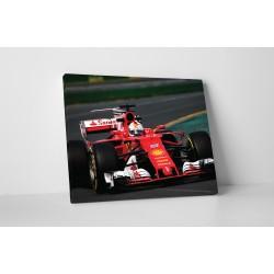 F1 Ferrari Sebastian Vettel