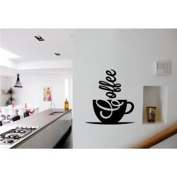 Kávézós csésze